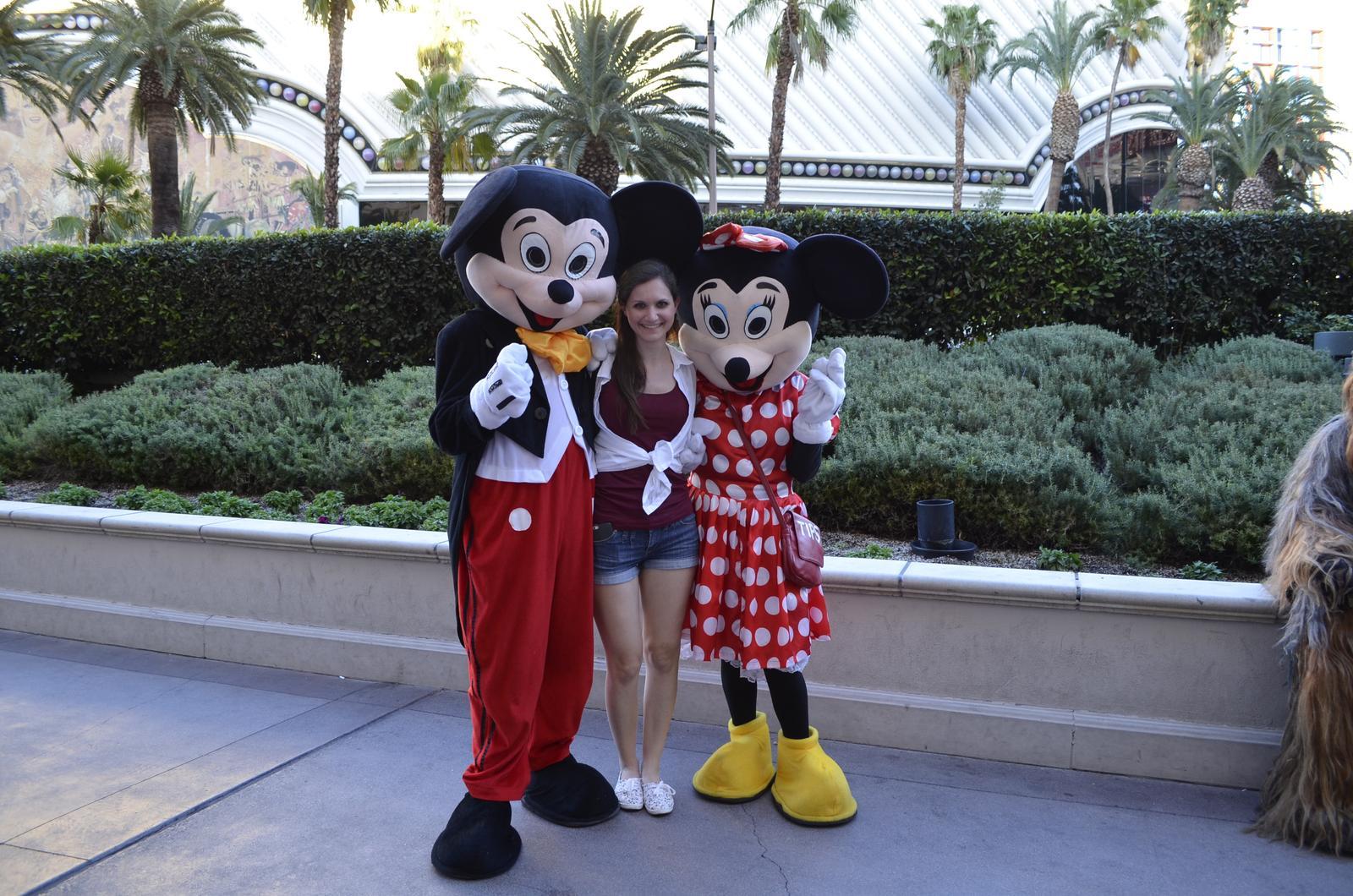 """If you can dream it, you can do it."" - moje milované Disney postavičky!!! :-)"