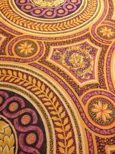 vo vnútri Bellagia to vyzerá naozaj parádne! - koberec