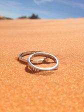 "Coral Pink Sand Dunes - tma kde platí ""kde sa piesok lial..."" ten piesok bol neuveriteľný!"