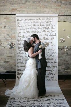 Svadobné fotenie - inšpiračný obrázok, na základe ktorého vznikol nápad! :)