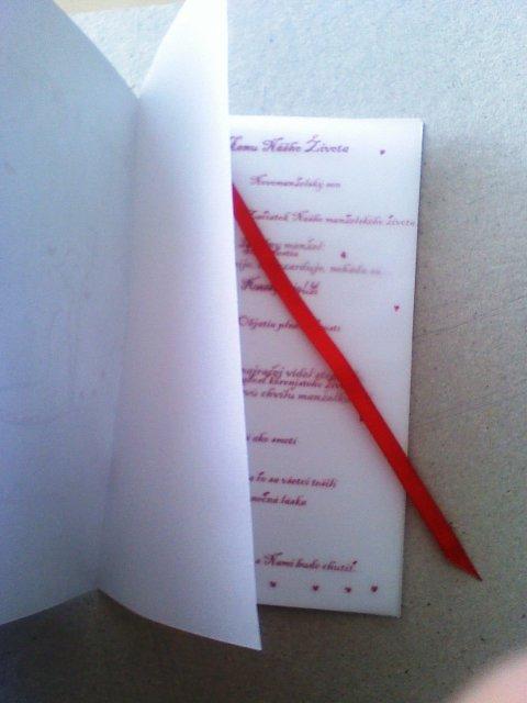 Toto už máme hotové - Svadobné menu2