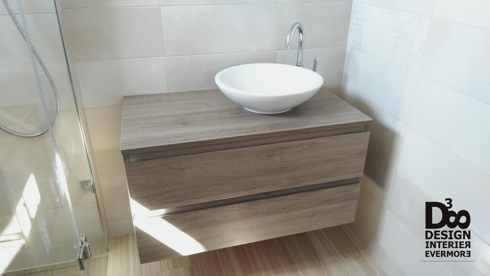 Kúpeľňové skrinky - Obrázok č. 1