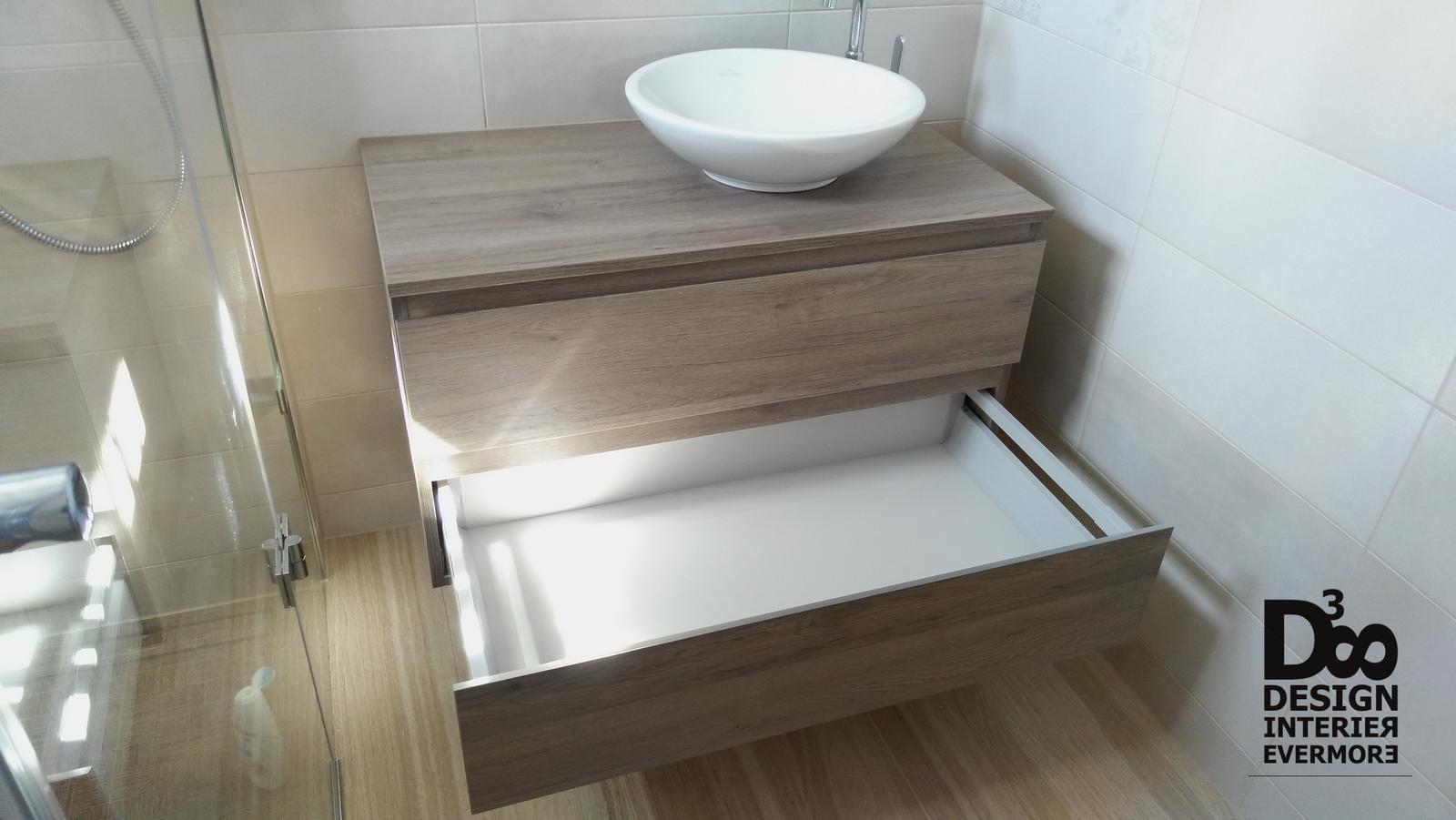 Kúpeľňové skrinky - Obrázok č. 2