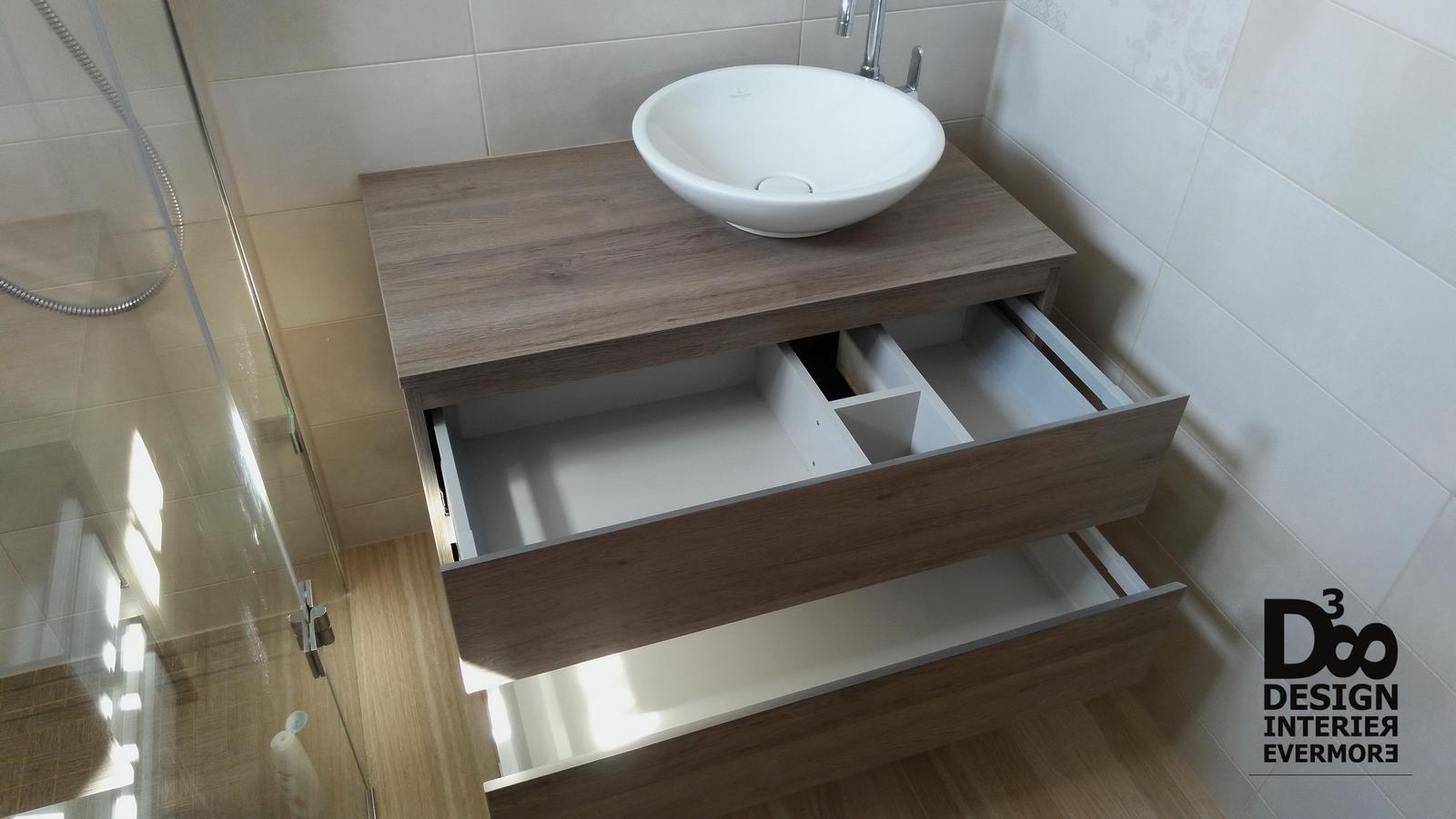 Kúpeľňové skrinky - Obrázok č. 3