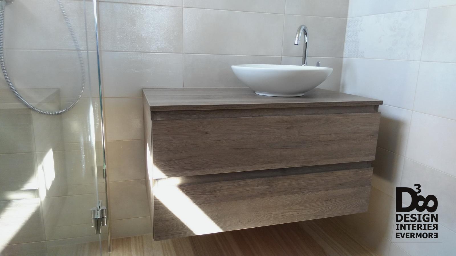 Kúpeľňové skrinky - Obrázok č. 5