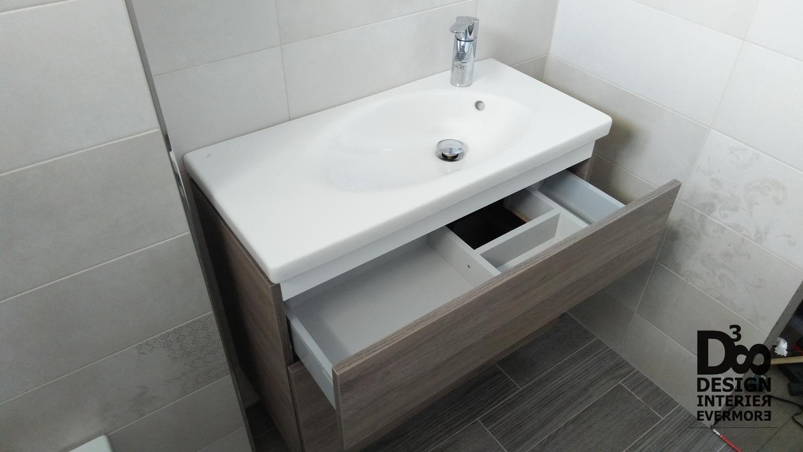Kúpeľňové skrinky - Obrázok č. 7