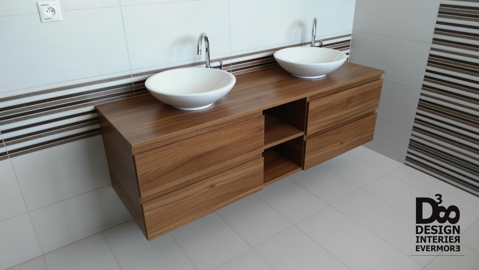 Kúpeľňové skrinky - Obrázok č. 8
