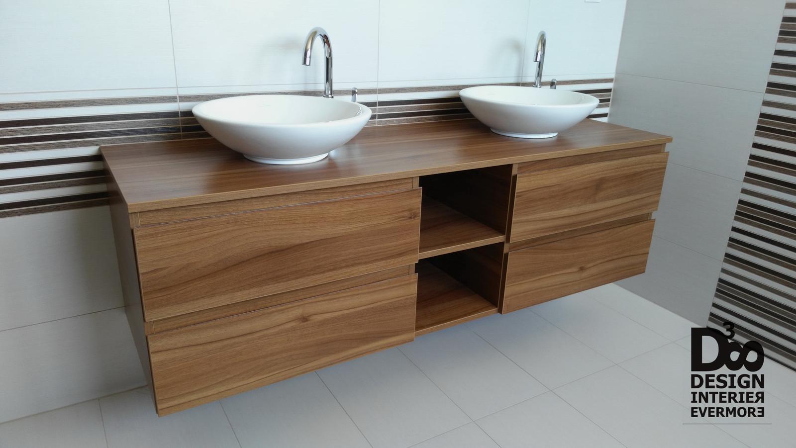 Kúpeľňové skrinky - Obrázok č. 9