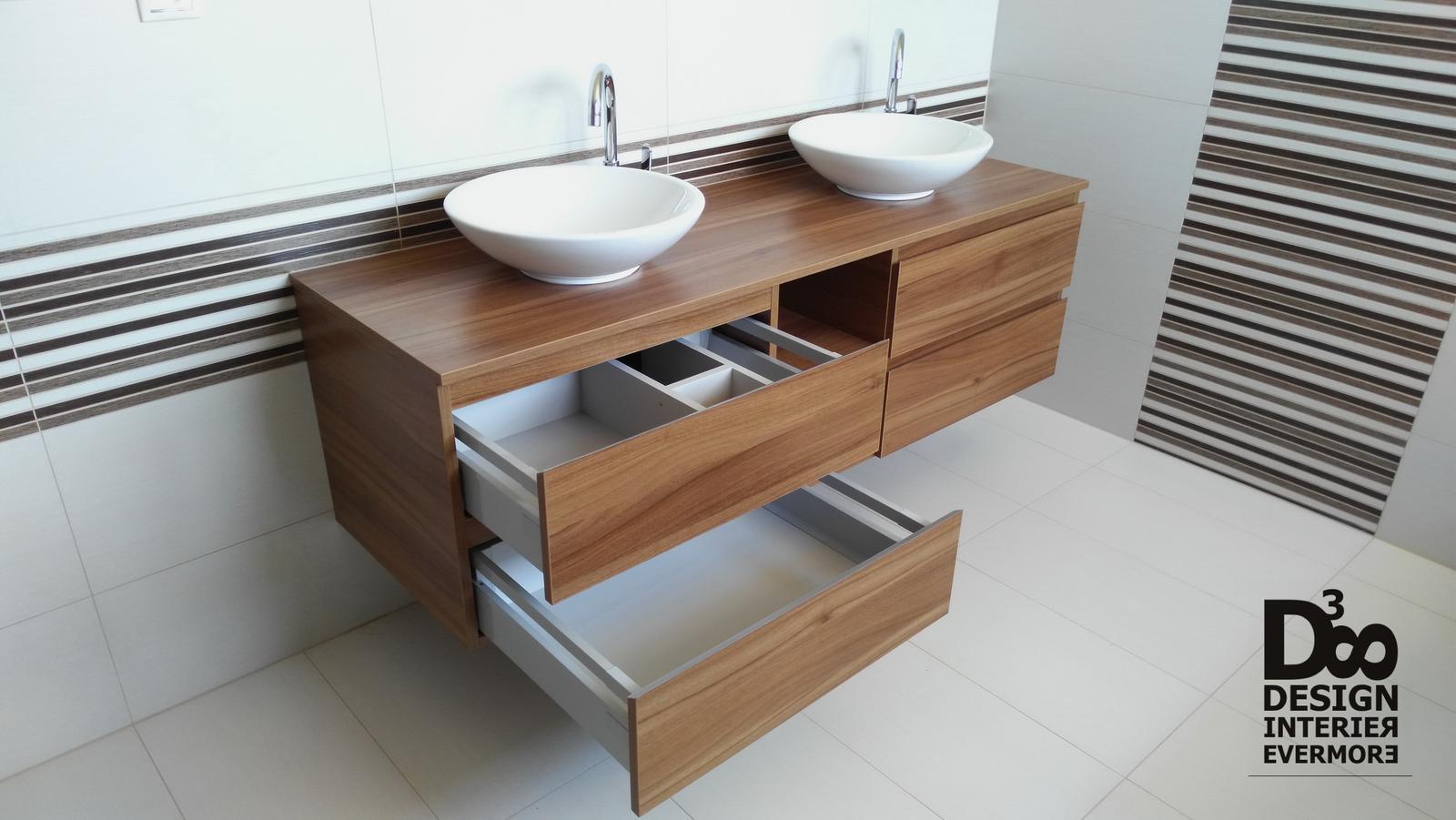 Kúpeľňové skrinky - Obrázok č. 10