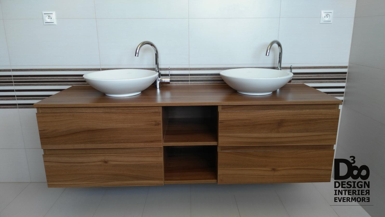 Kúpeľňové skrinky - Obrázok č. 11