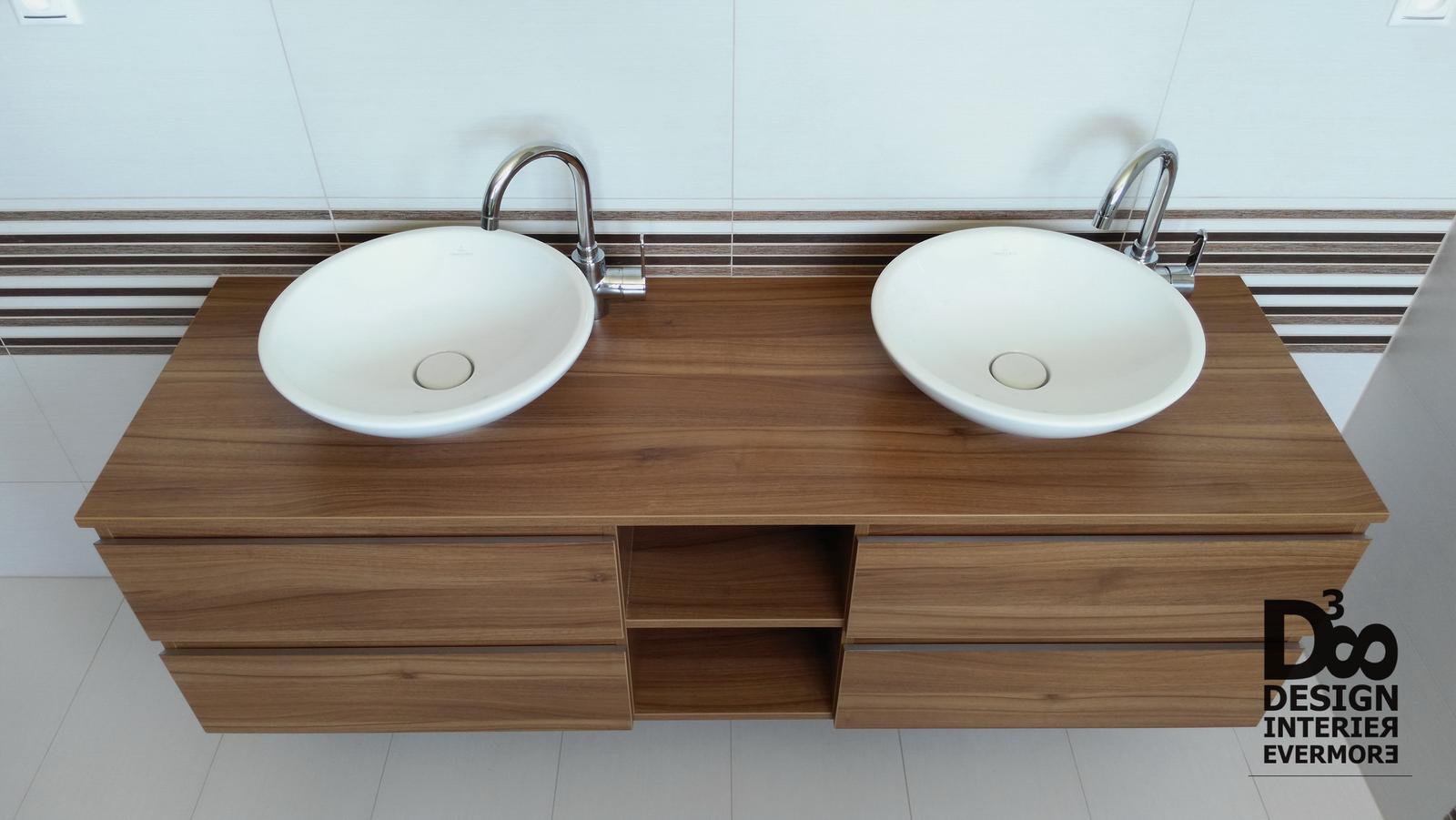 Kúpeľňové skrinky - Obrázok č. 12