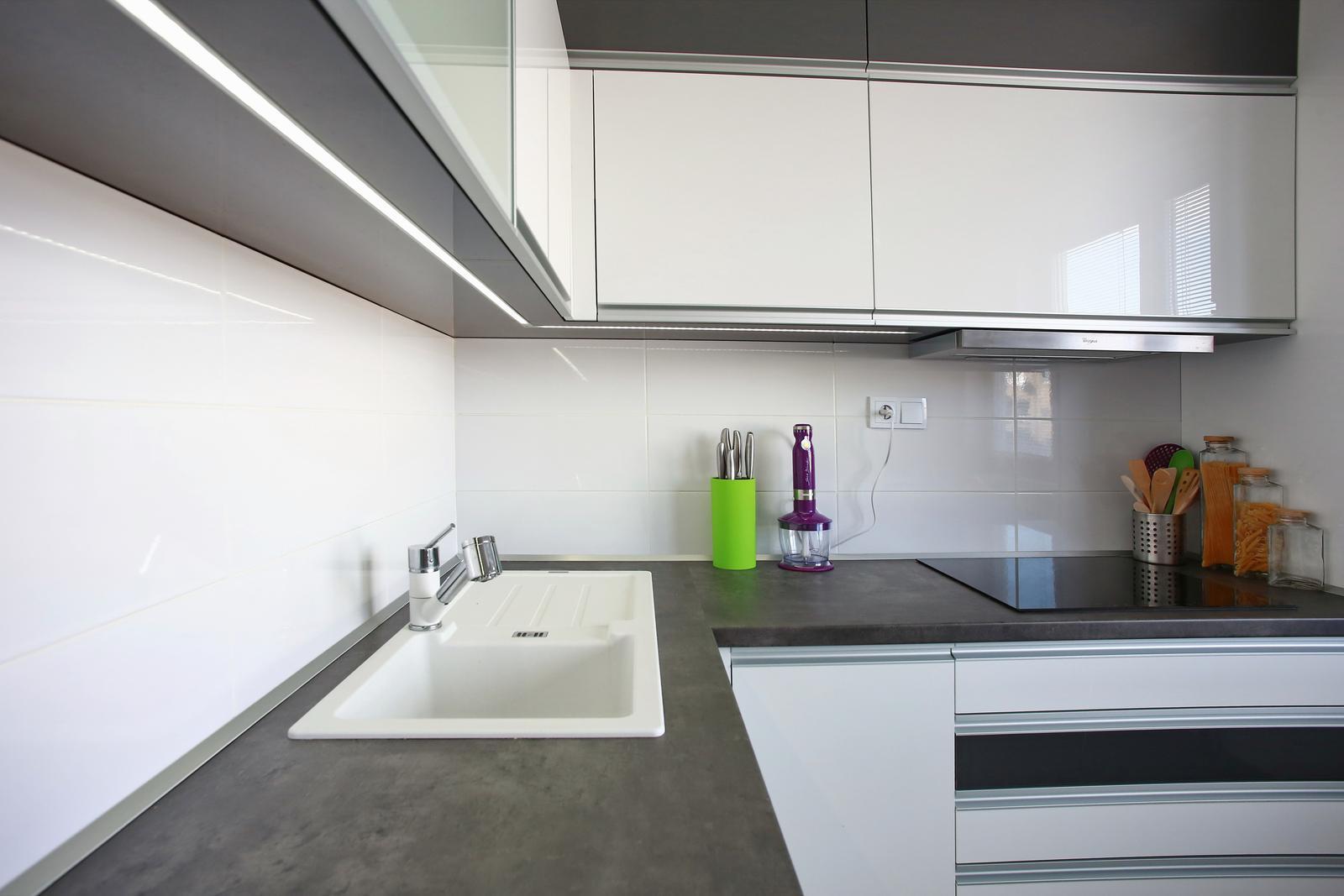 Kuchyňa na mieru  - Obrázok č. 1