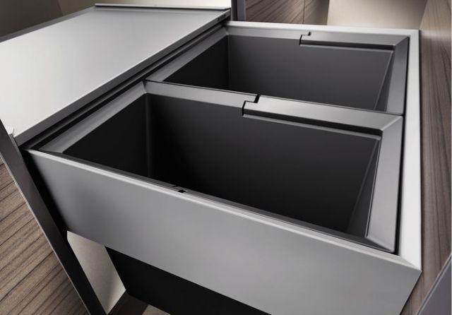 Blanco Select 60/2 - výsuvný kôš na odpadky  - Obrázok č. 2