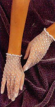 Nasa svadba - Mozno si zaobstaram hned dve, som maniak na rukavicky.