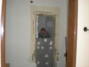 burame steny a nasli sme dvere :-)
