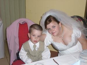 So sesterkiným synom Kubkom