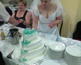 Takúto sme mali tortu.