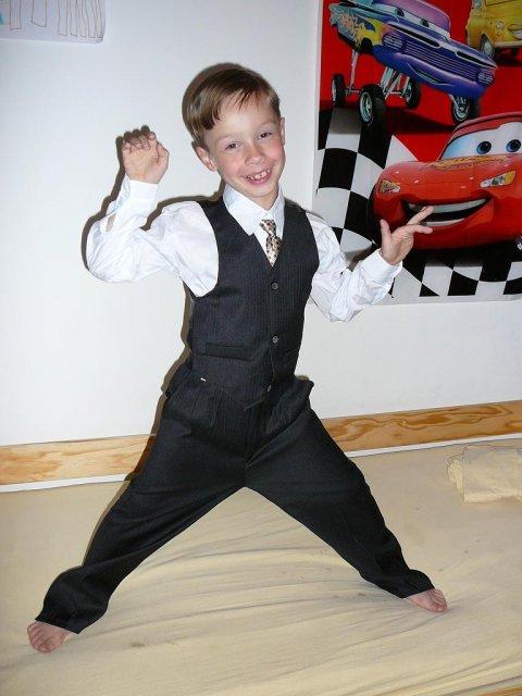 7. juna 2008 - nas najmensi drobcek - Mike