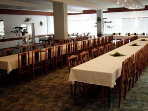 sala, kde bude svadba