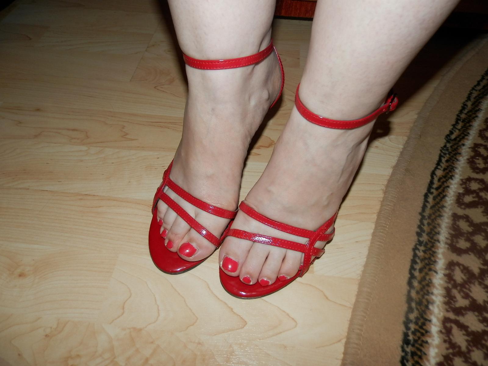 Spoločenské sandále Rela - Obrázok č. 2