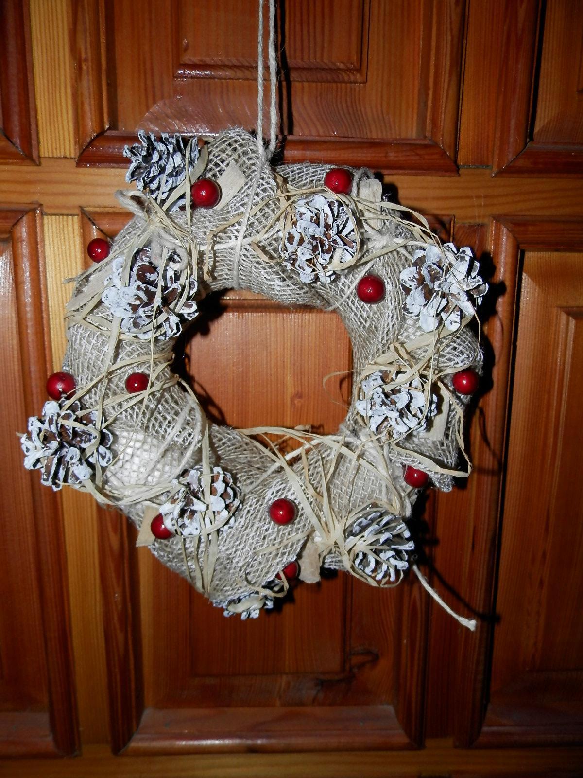 Malý prírodný vianočný  - Obrázok č. 2
