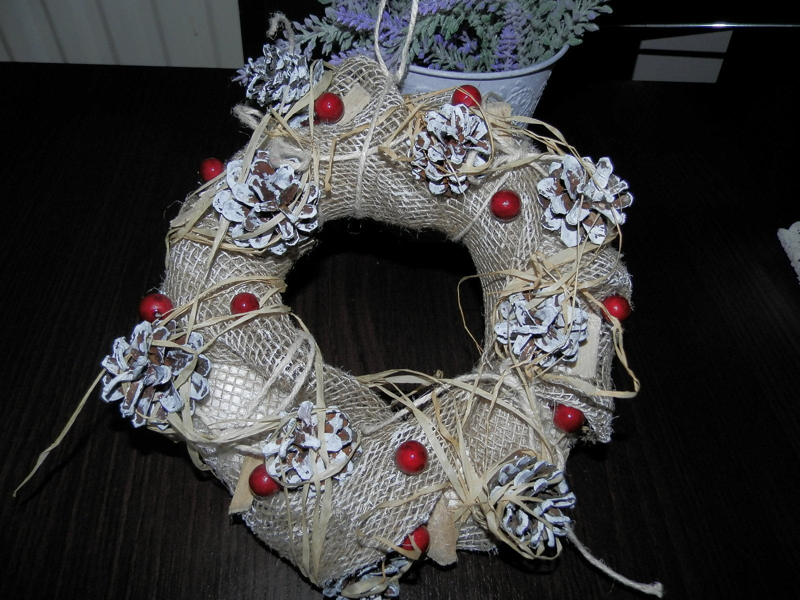 Malý prírodný vianočný  - Obrázok č. 3