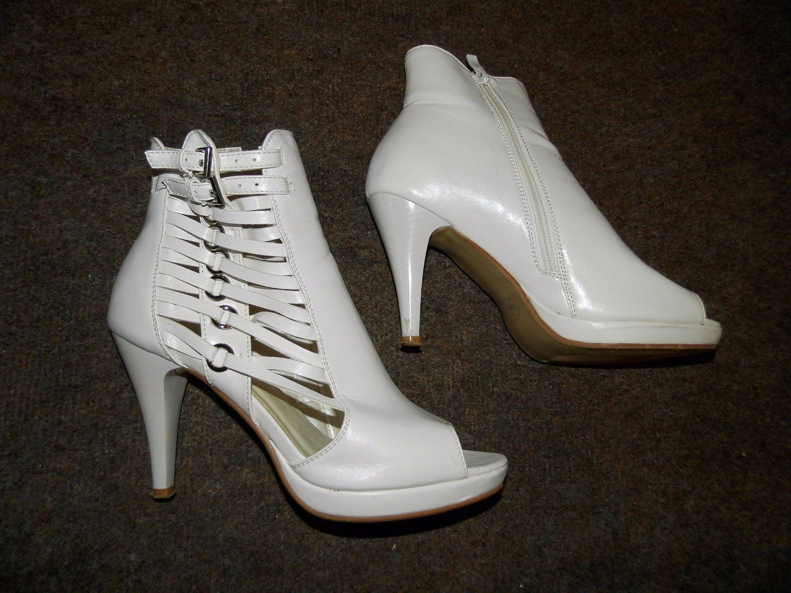 Trendy topánočky s otvorenou špicou  - Obrázok č. 2