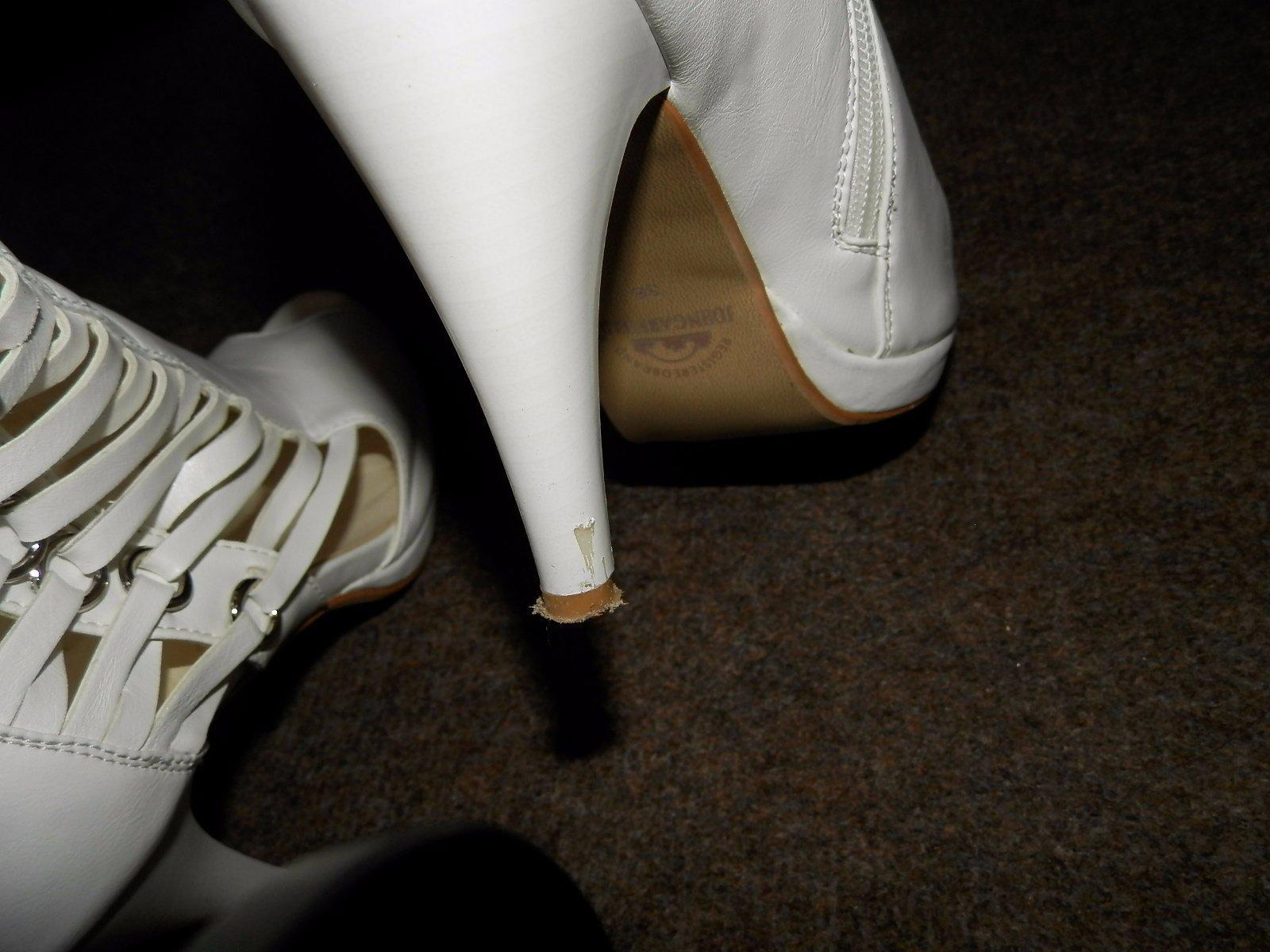 Trendy topánočky s otvorenou špicou  - Obrázok č. 3
