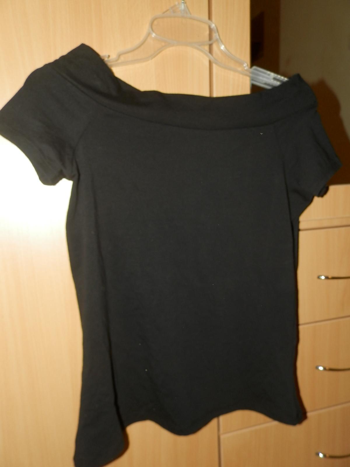 ATMOSPHERE elegantné elastické tričko M/L - Obrázok č. 2