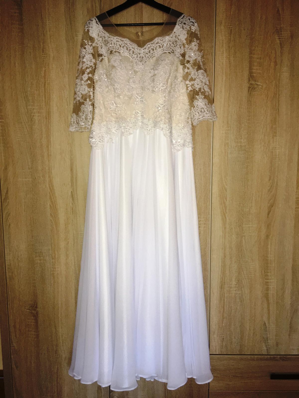 Svadobné šaty 42 - Obrázok č. 1