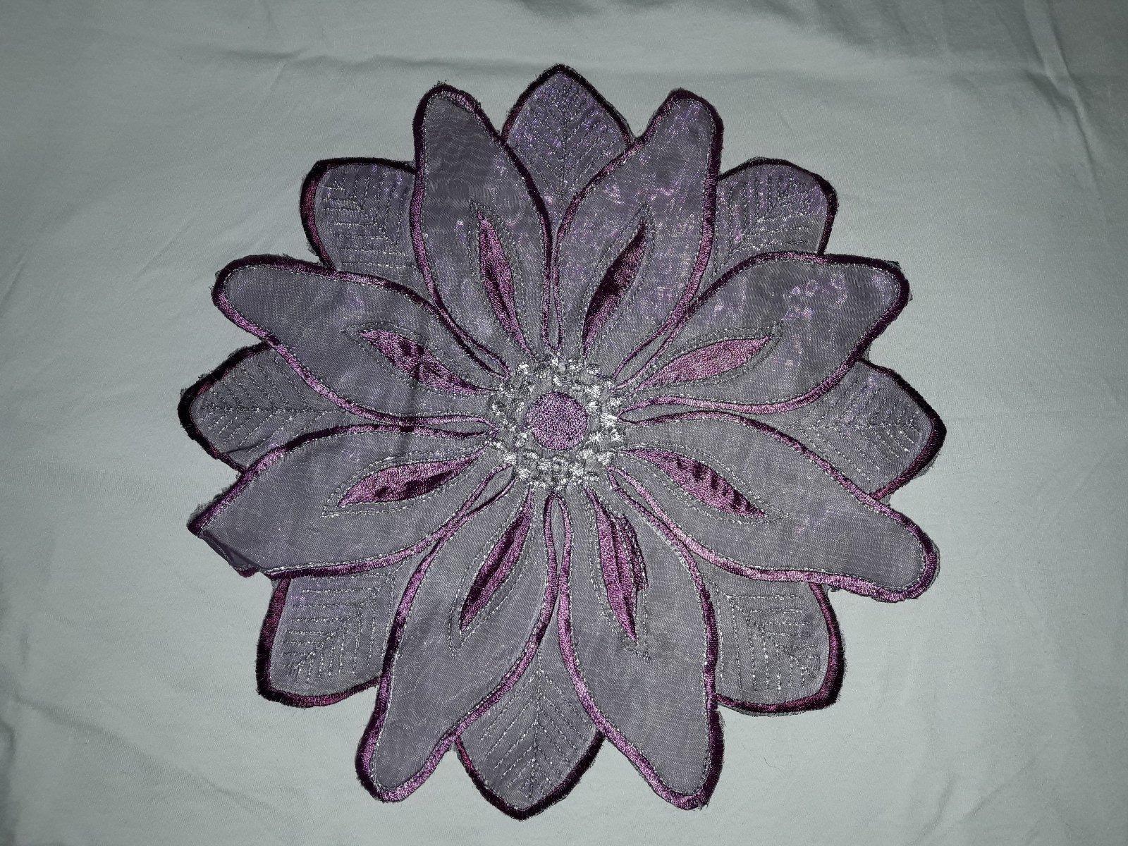 Obrus fialový - Obrázok č. 1