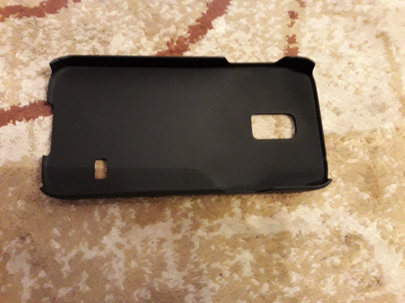 Kryt na Samsung S5 - čierny - Obrázok č. 3