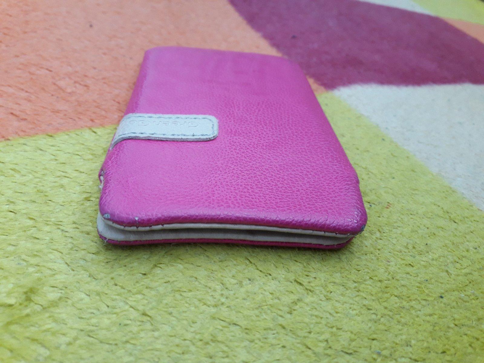 Ružové puzdro na mobil - pink - Obrázok č. 4