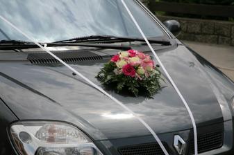Můj svatební kočár ;-)