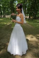 Samotná nevěsta :-)