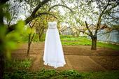 Princezničkovské svadobné šaty, 36