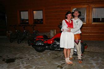 Kysucky svadobny kroj