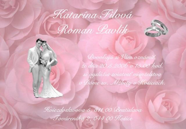 Naša májová svadbička - Andrea a Ľubko - Obrázok č. 9