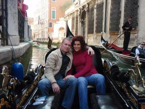 a pak v Benátkách