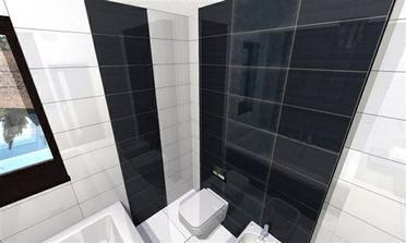 kúpelka vizualizácia