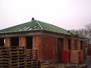 strecha skoro hotová