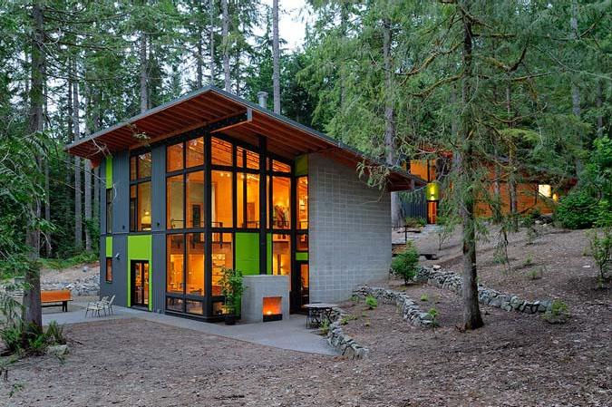 Bývanie v lese - Obrázok č. 46