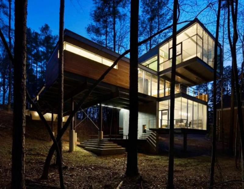 Bývanie v lese - Obrázok č. 58