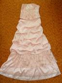 Plesové či svatební šaty - sleva, 38