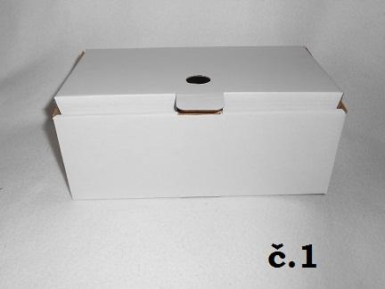 Krabice na zákusky - Obrázok č. 3