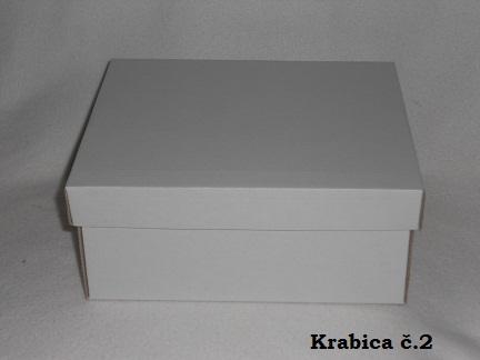 Krabice na zákusky - Obrázok č. 2