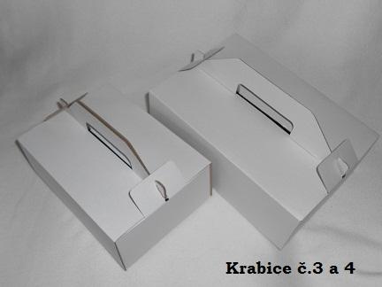 Krabice na zákusky - Obrázok č. 1