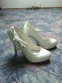 Svatební obuv, 35