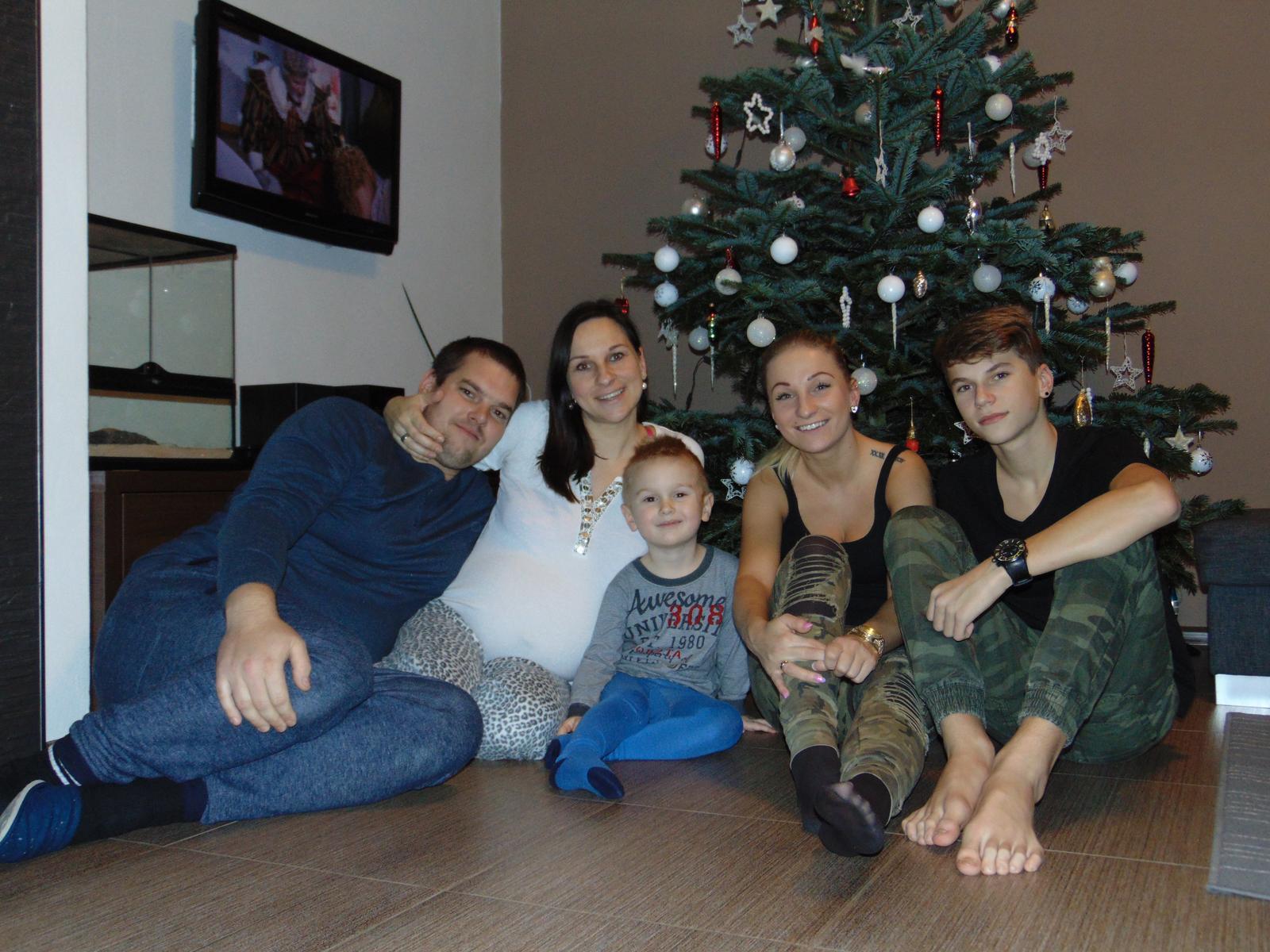 Vánoce 2016 - Šťastné a veselé.....