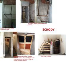 budování schodů